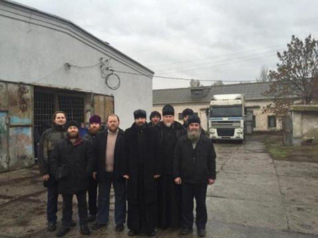ДОНЕЦЬКА ОБЛАСТЬ. Місія «Милосердя без кордонів» здійснила десятий транш гуманітарної допомоги на Схід України