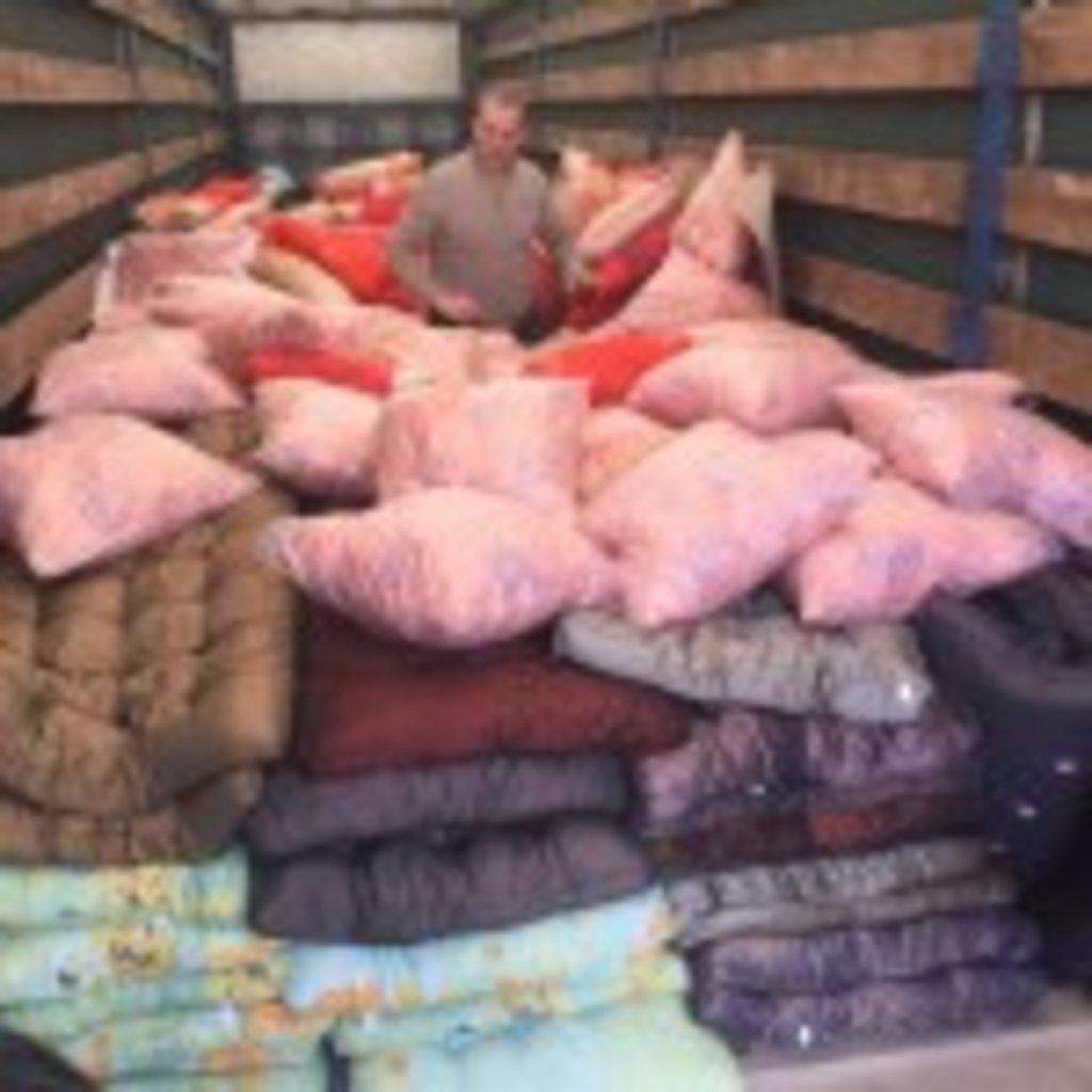 18 березня Місія «Милосердя без кордонів» відправила одинадцятий транш гуманітарної допомоги до буферної зони АТО