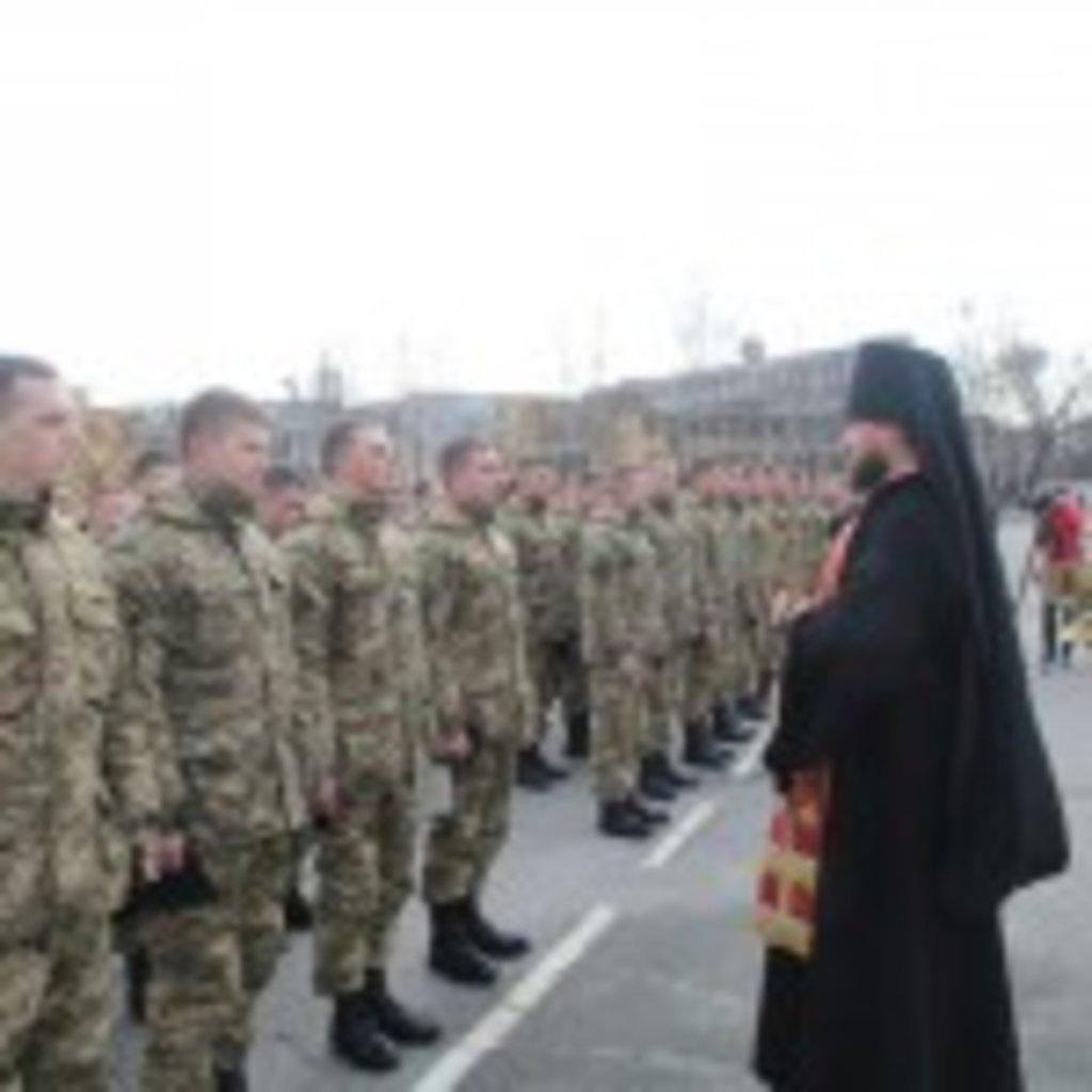 Архієреї УПЦ прийняли участь у святкових заходах, присвячених ювілейному випуску у Житомирському військовому інституті