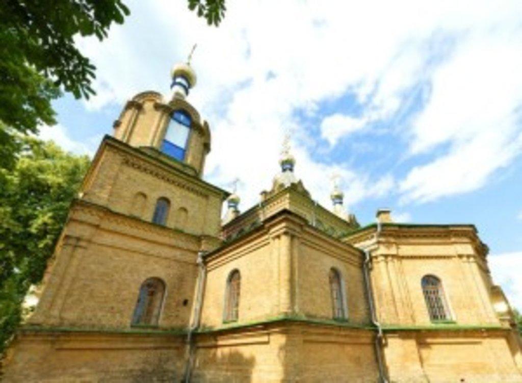 Свято-Воскресенський  храм с. Зазим'я