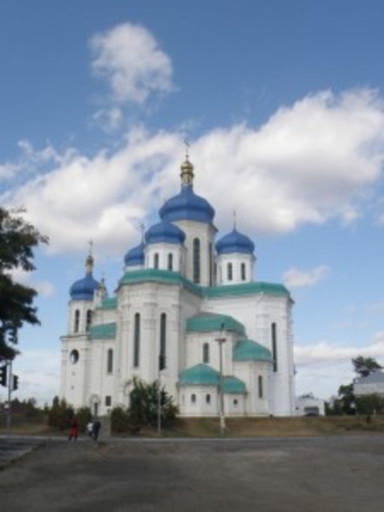 Храм Святої Трійці Деснянського благочиння Києва