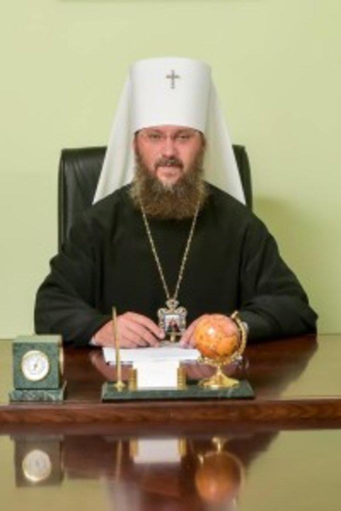 Митрополит Бориспільський і Броварський Антоній
