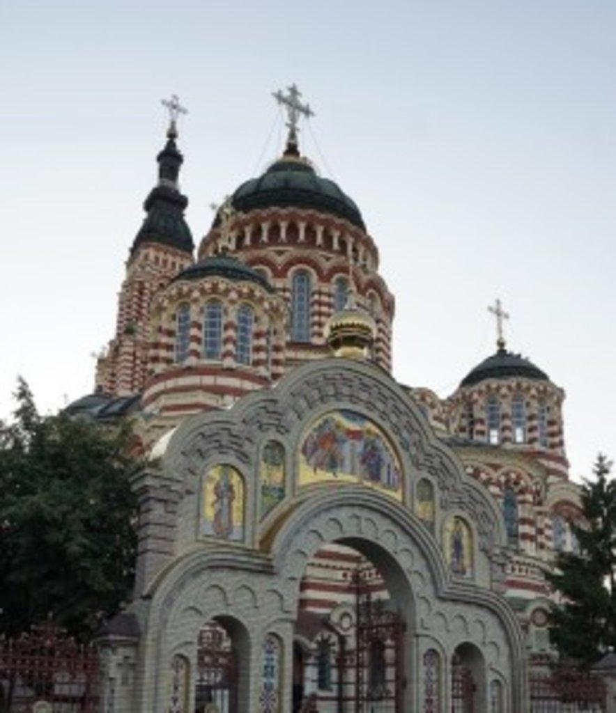 Свято-Благовіщенський кафедральний собор Харкова