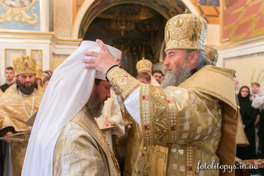 Поздравления митрополиту Иоанну