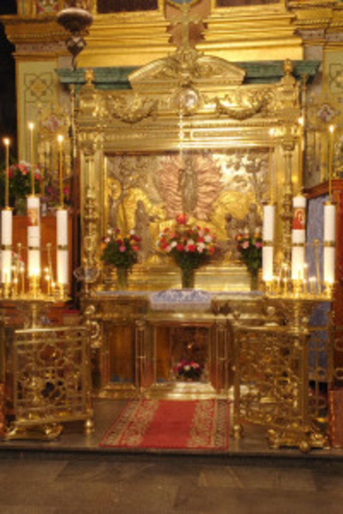 Місцк, де залишила свій слід Пресвята Богородиця