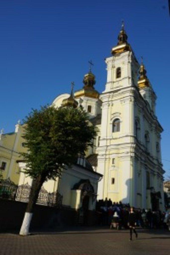 Спасо-Преображенський собор Вінниці