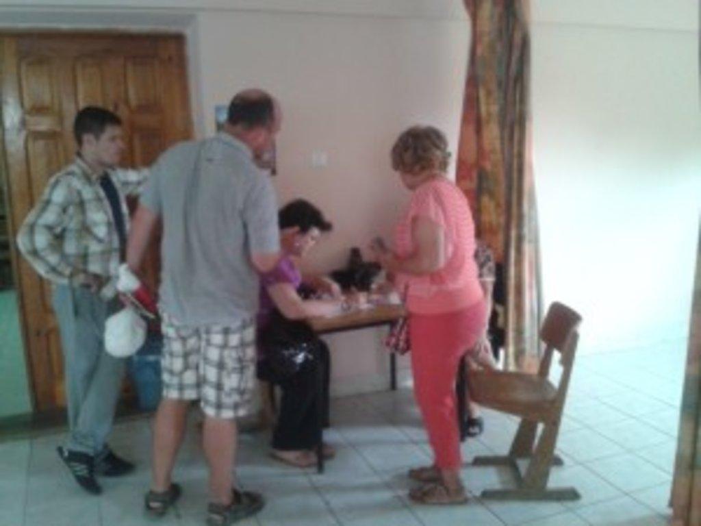 Допомогу від Мукачівської єпархії отримали діти більше 70 сімей