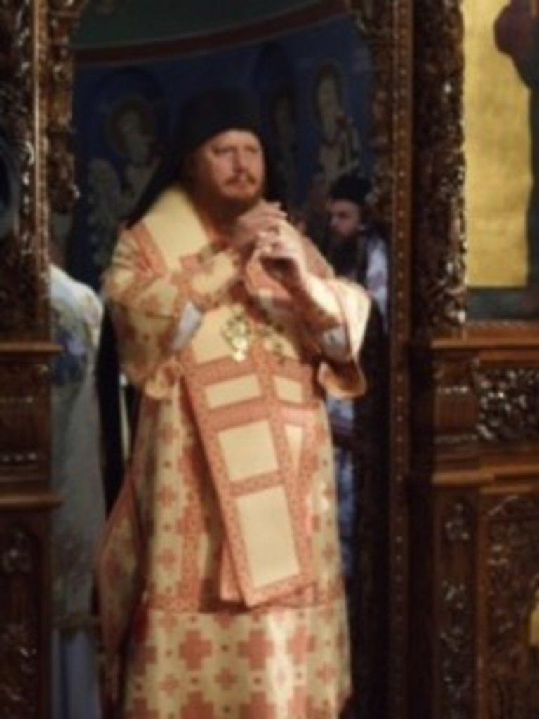 Голова Синодального відділу УПЦ у справах молоді, єпископ Обухівський Іона