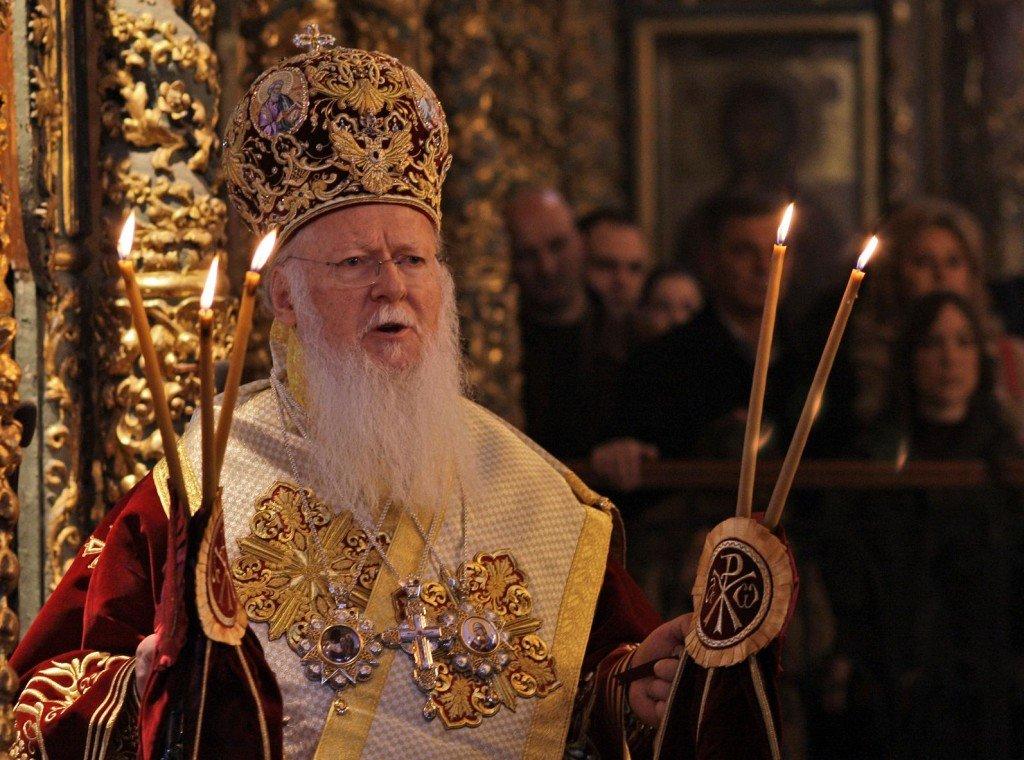 Константинопольський Патріарх Варфоломій: молимось за припинення розділень і за відновлення миру й єдності благочестивого українського народу