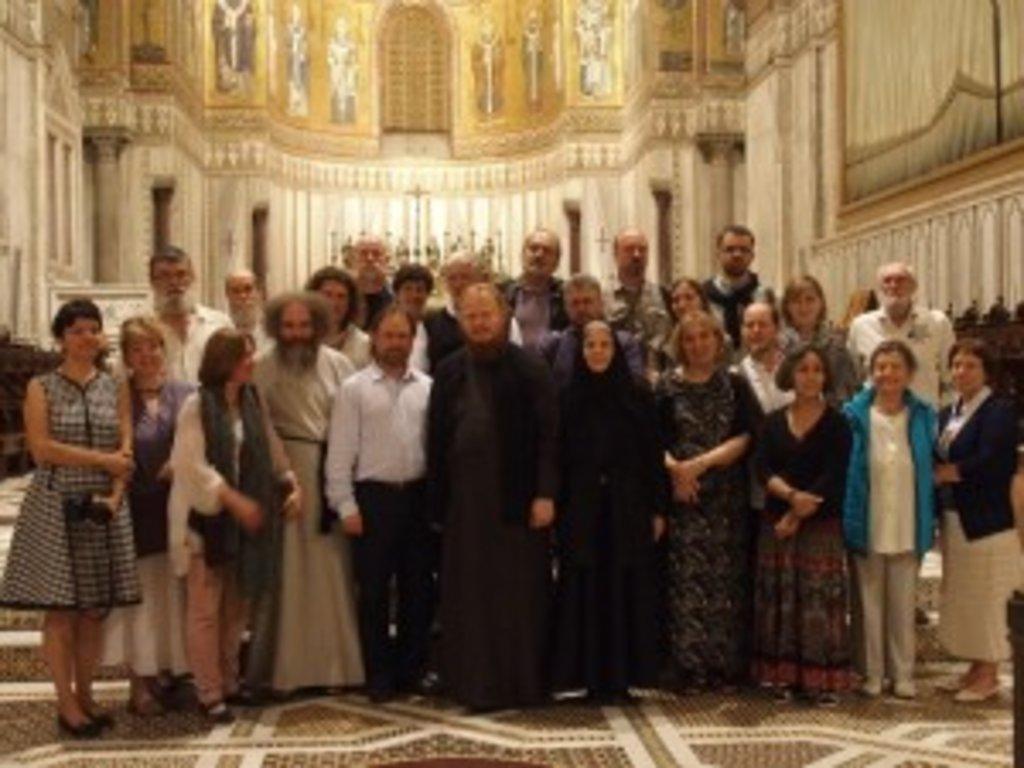 З 30 вересня по 4 жовтня 2015 року в Монреалі (Сицилія) проходила XXI Лабораторія церковних мистецтв, організована асоціацією «Іль Бальо» (Il Baglio) і співдружністю християнських художників «Артос»