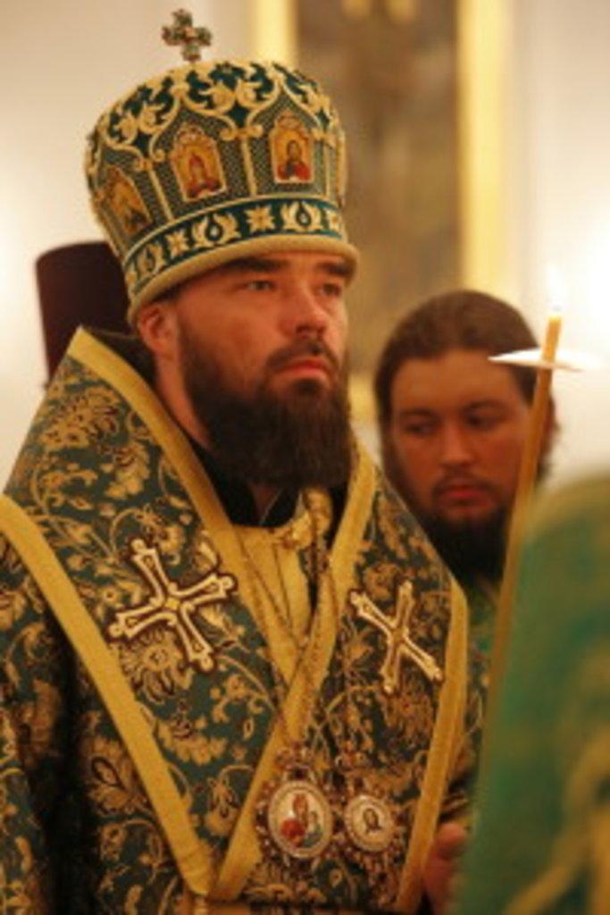 Митрополит Горлівський і Слов'янський Митрофан