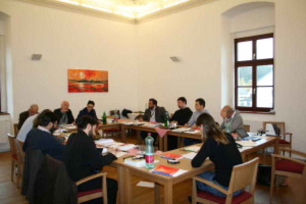 Четверте щорічне засідання Комісії молодих православних та католицьких богословів