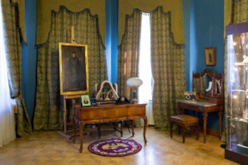 Меморіальний музей пам'яті Блаженнішого Митрополита Володимира