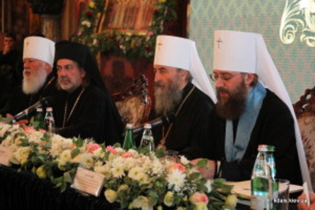 Ректор КДАіС був нагороджений орденом преподобних Антонія і Феодосія І ступеня