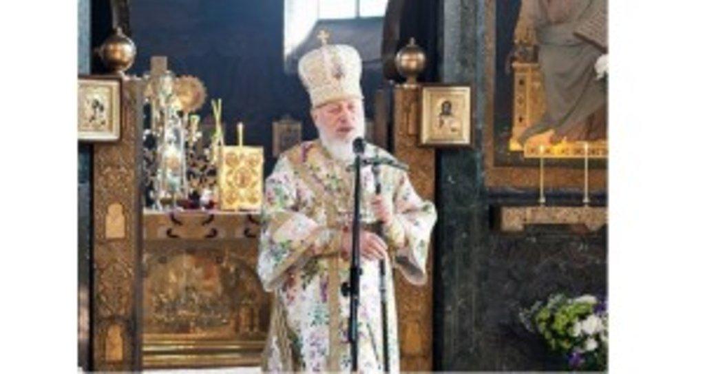 Блаженніший Митрополит Володимир: Тільки віруй (рос.)