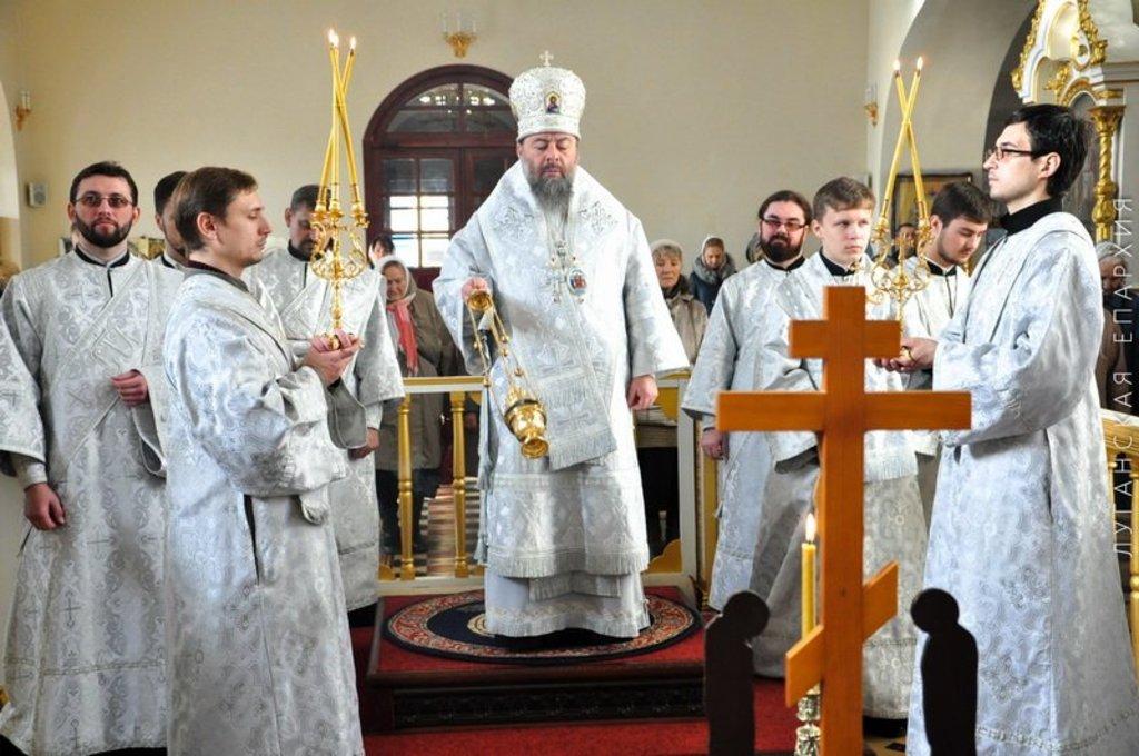 Фото прес-служби Луганської єпархії