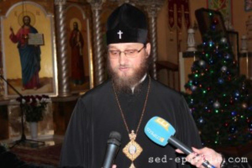 Архієпископ Сєверодонецький і Старобільський Никодим
