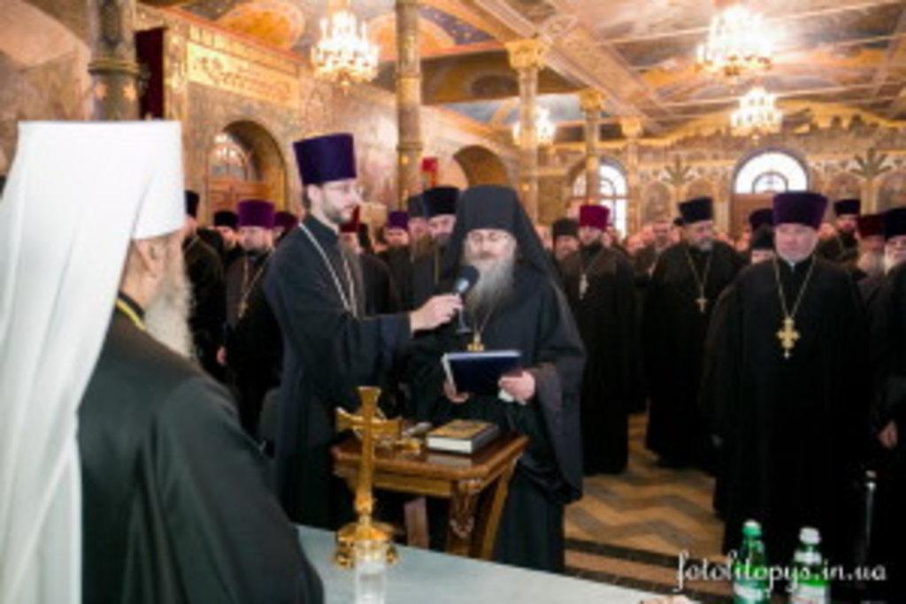 Архімандрита Ярослава (Алексеєнка) було обрано членом Єпархіального церковного суду