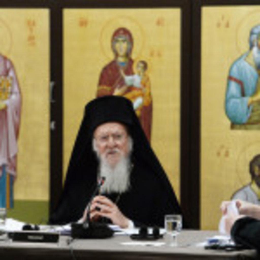 Святійший Патріарх Константинопольський Варфоломій