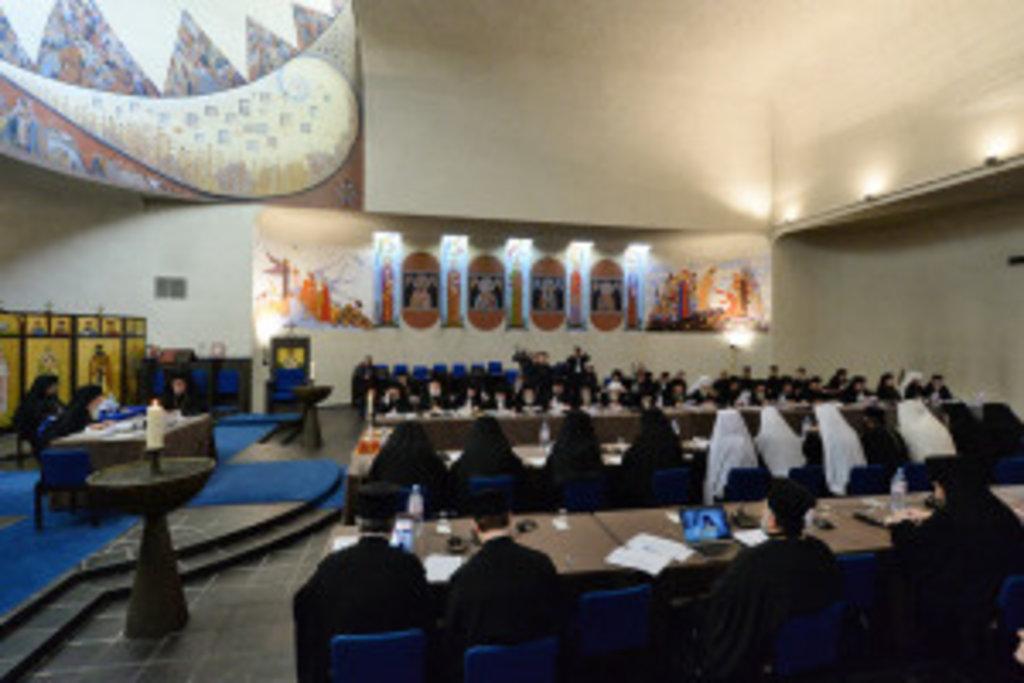 На Синаксисі присутні предстоятелі 11 Помісних Церков