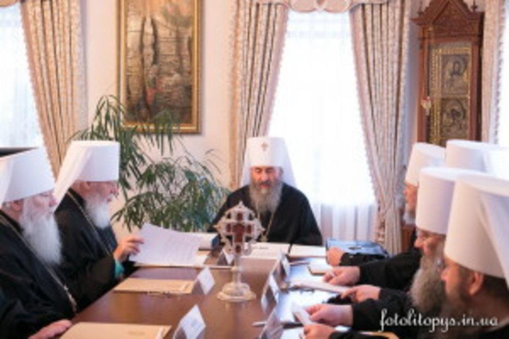 29 січня на території Свято-Успенської Києво-Печерської Лаври розпочалося чергове засідання Священного Синоду Української Православної Церкви – перше у поточному році