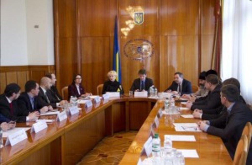 Засідання Громадської ради з питань співпраці з релігійними організаціями при МЗС України