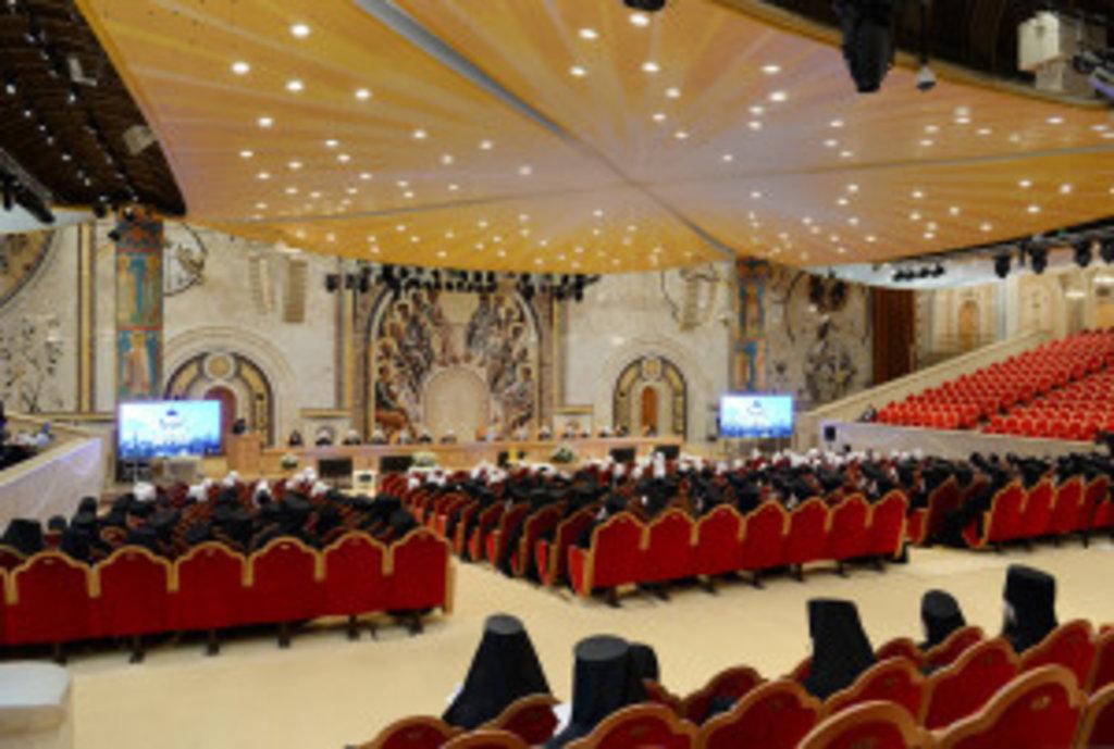 Засідання Архієрейського Собору РПЦ