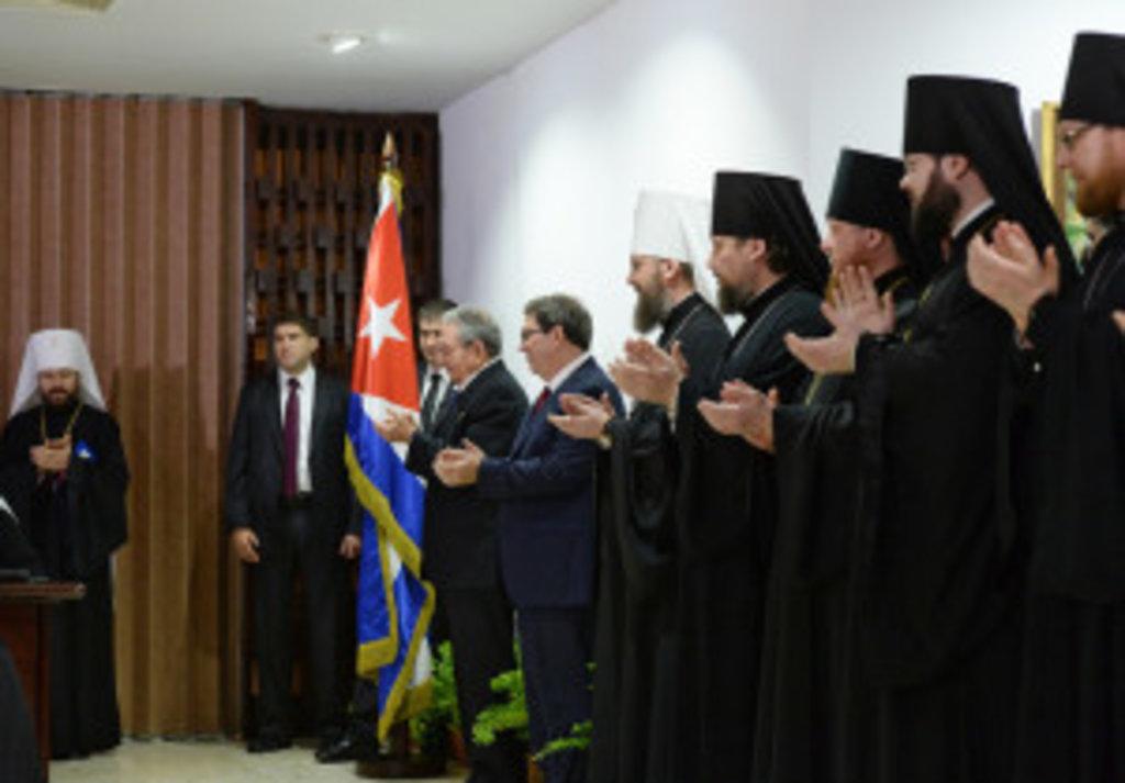 Митрополит Антоній входить до складу делегації, що супроводжує Патріарха