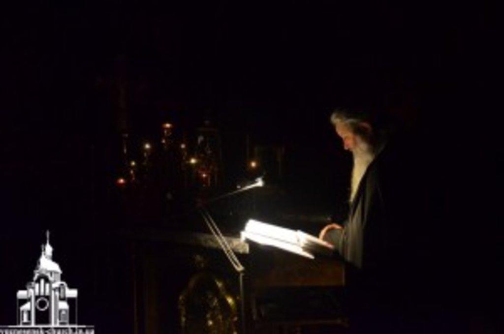 Про кого співається в Каноні Андрія Критського? Середа (рос.)