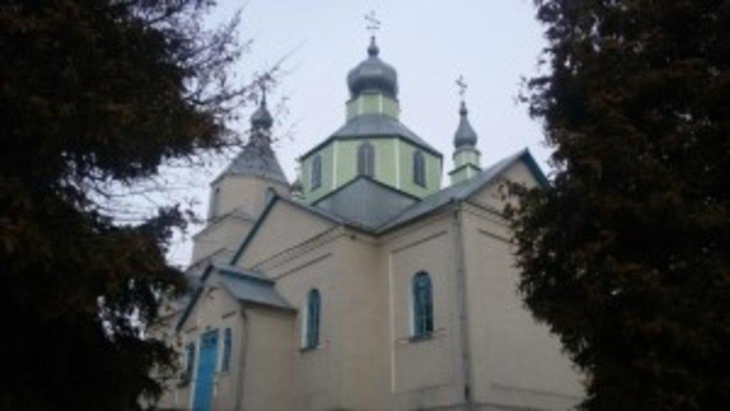 Храм у с. Кути