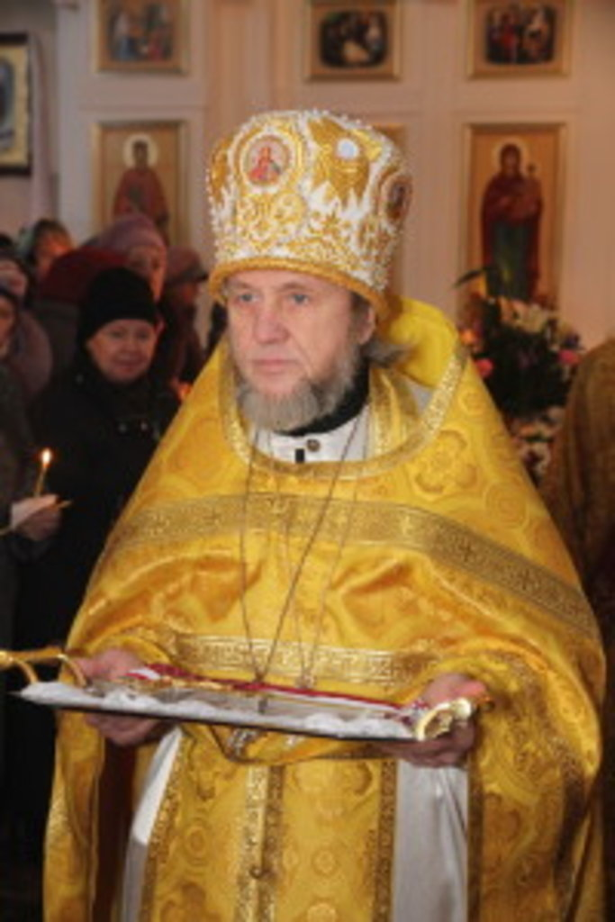 Протоієрей Анатолій Лисенко / Фото orthodoxy.org.ua