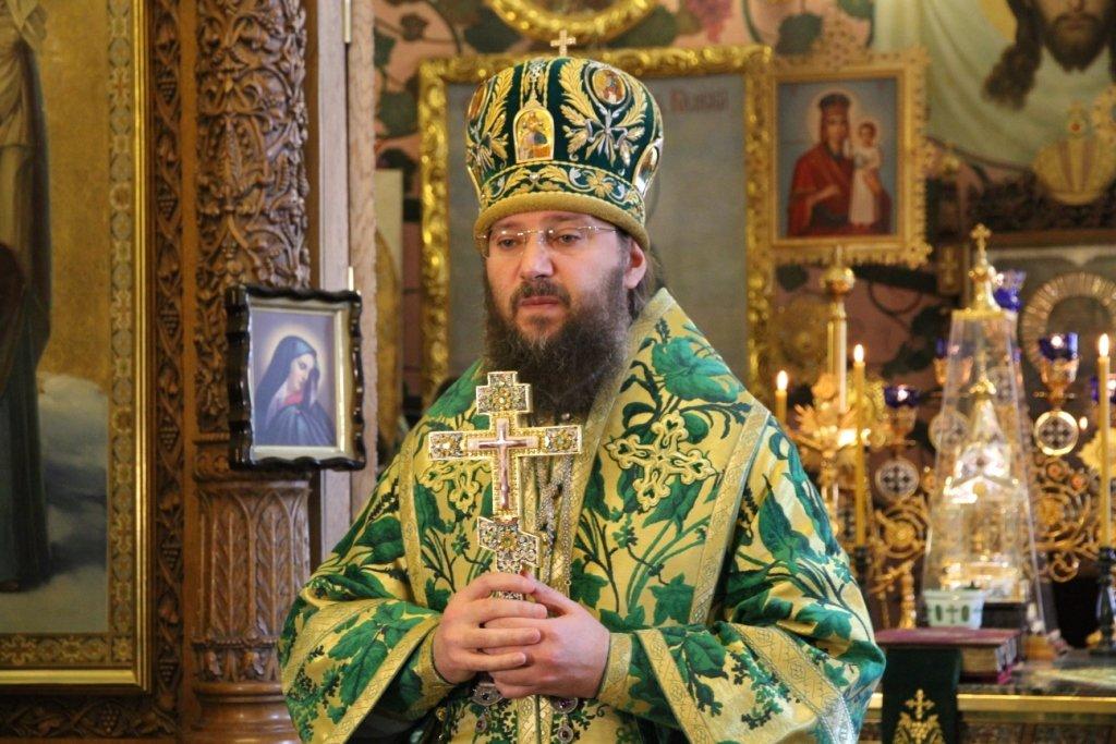 Керуючий справами УПЦ митрополит Антоній (Паканич)