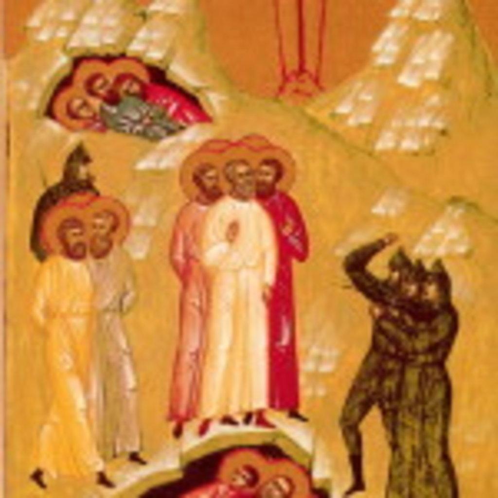 Собор новомучеників, у Бутові постраждалих