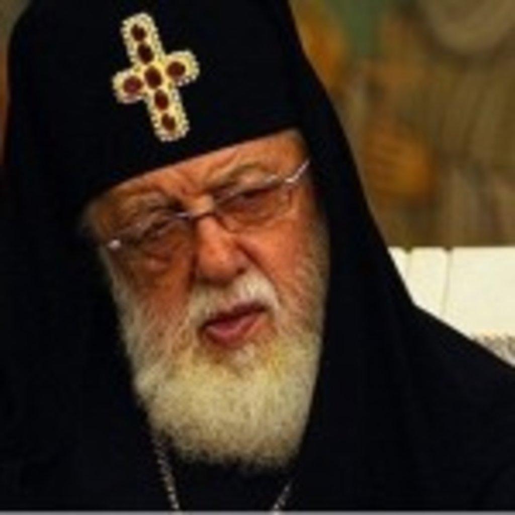 Поздравление Святейшего и Блаженнейшего Католикос-Патриарха всея Грузии Илии II с тезоименитством Блаженнейшего Митрополита Киевского и всея Украины Онуфрия
