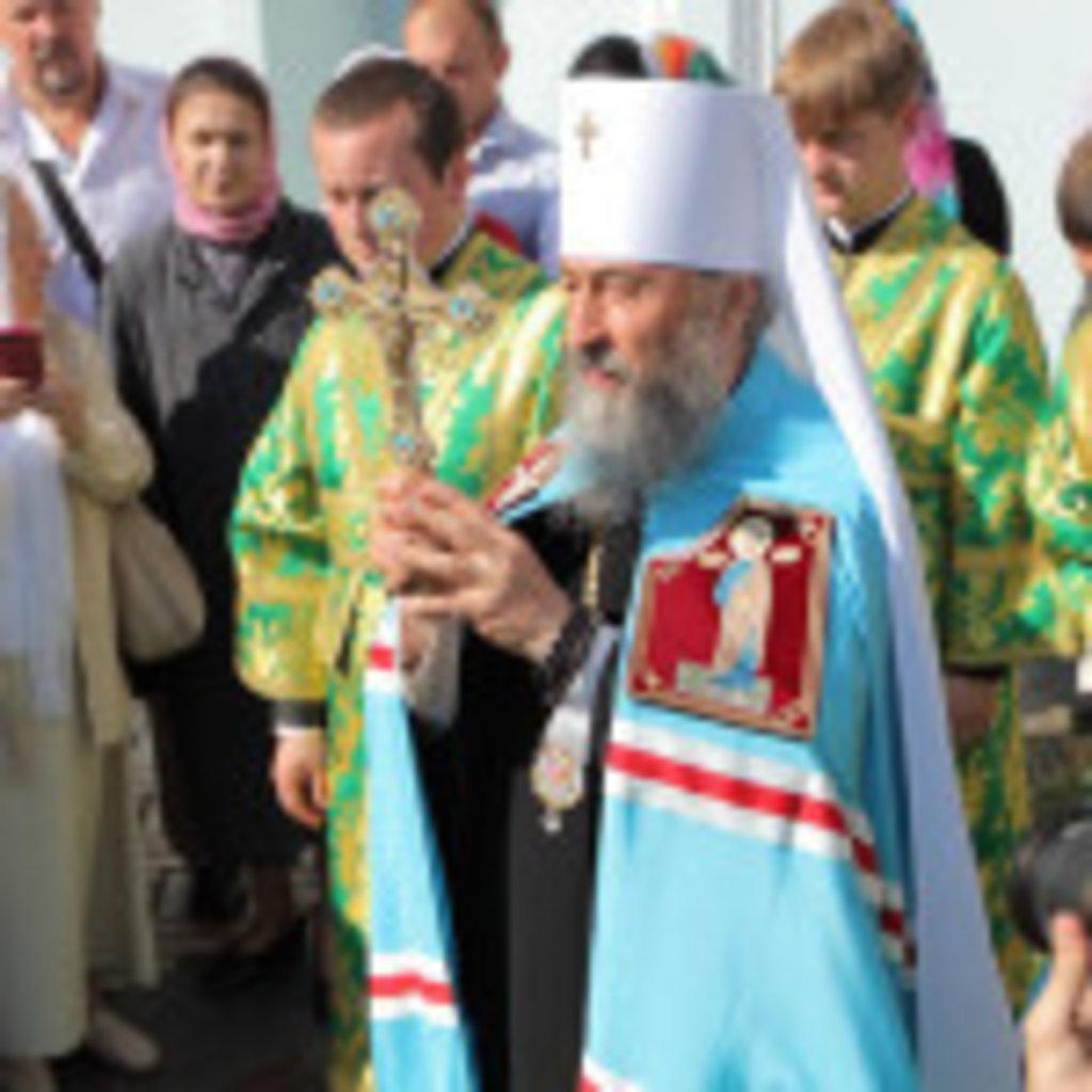 Вітання з тезоіменитством Блаженнішому Митрополиту Київському і всієї України Онуфрію від Священного Синоду УПЦ