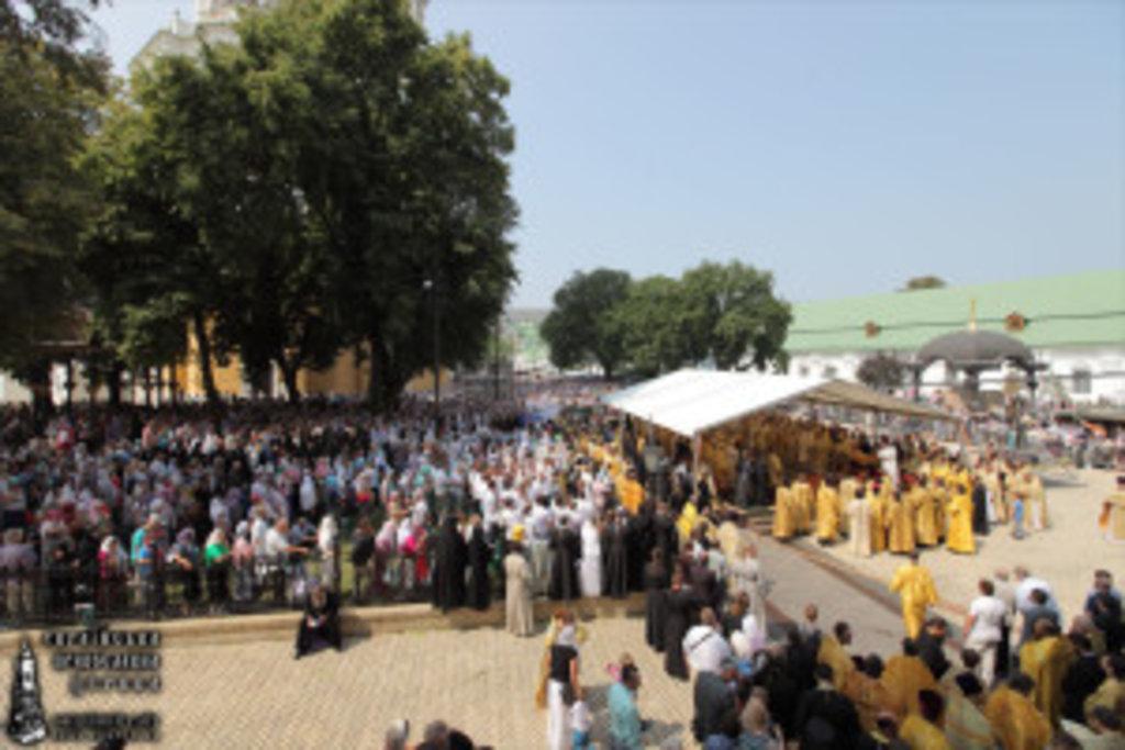 Українська Православна Церква урочисто відзначила День Хрещення Русі