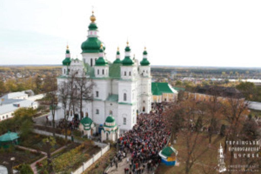 25 жовтня 2009 року у Свято-Троїцькому соборі Чернігова відбулося прославлення архієпископа Філарета у лиці святих