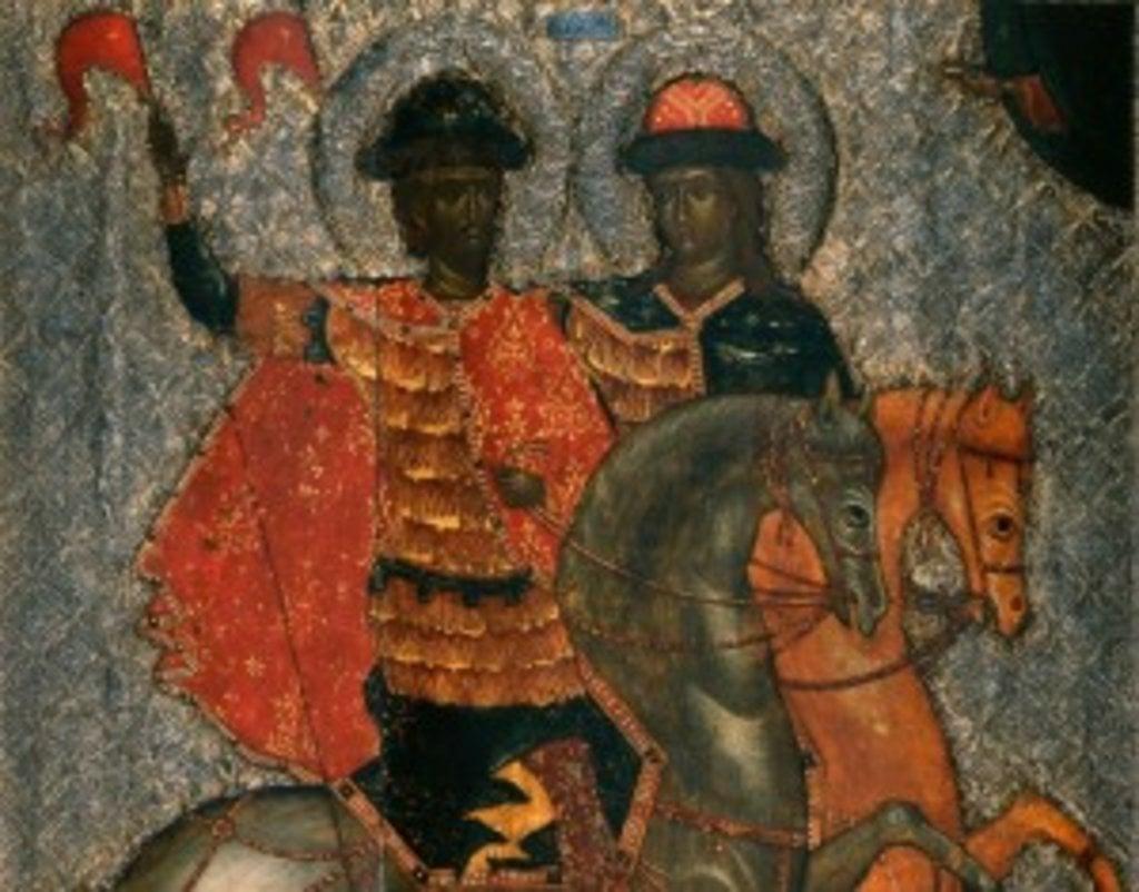 Как были убиты святые Борис и Глеб — первые страстотерпцы на Руси