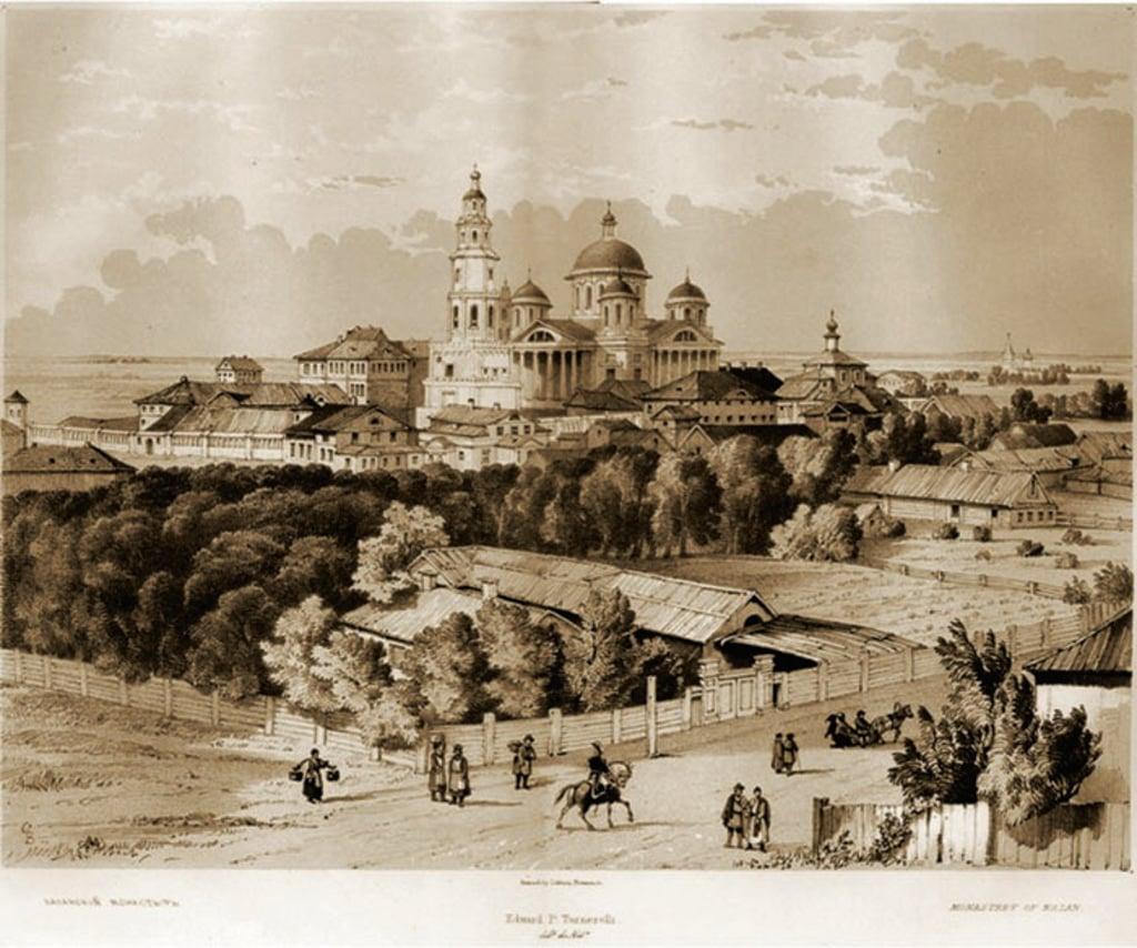 Казанський Богородицький монастир