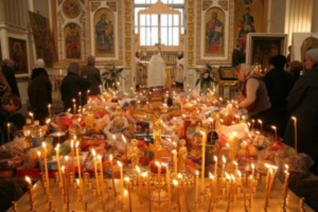 Церковне поминання покійних: батьківські суботи