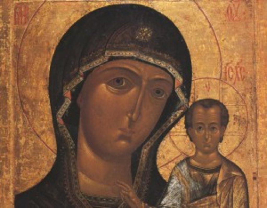 Казанская икона Богородицы — история, иконография