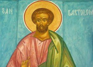 Ученики. Апостол Варфоломей
