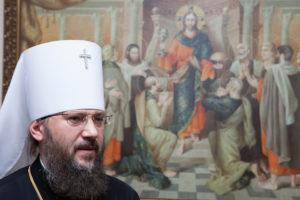 Наші священики на Донбасі об'єднують людей – митрополит УПЦ Антоній