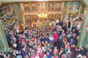 На Поліссі лунала дитяча молитва за мир в Україні