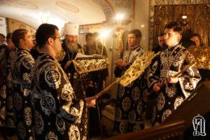 Блаженнейший Митрополит Онуфрий: Христианин должен оставаться человеком и христианином в любых условиях