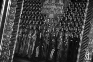 Києво-Печерська Лавра та її святі