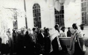 К престольному празднику на сайте Ионинского монастыря опубликованы уникальные архивные видео о преподобном Ионе Киевском (видео)