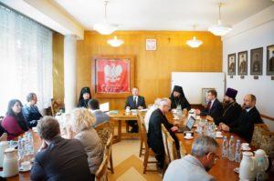 Киевская духовная академия и Христианская академия в Варшаве заключили соглашение о сотрудничестве