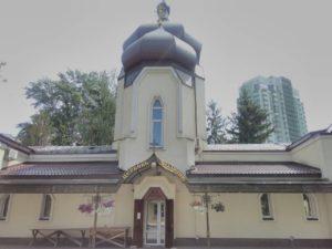 В Киеве совершено неудачную попытку ограбления храма УПЦ