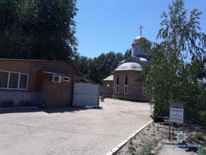 Злоумышленников, которые до смерти избили охранника храма УПЦ в Мелитополе, задержали